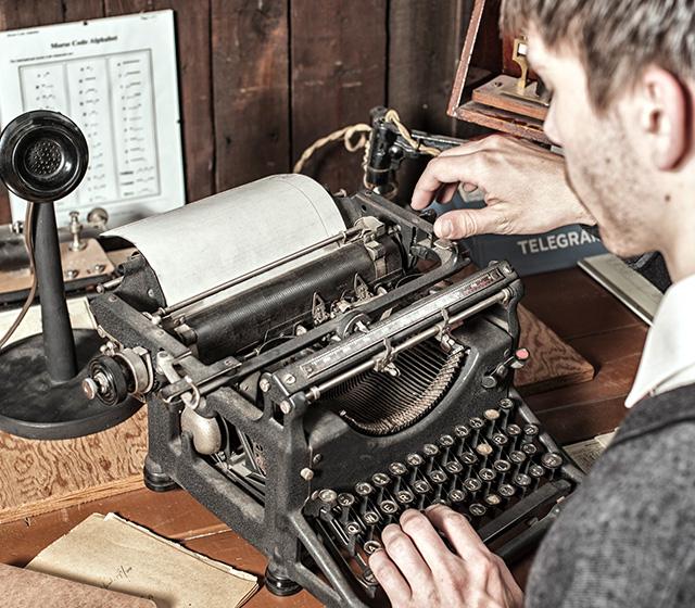 contact-typewriter